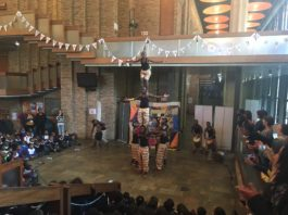 Maloza – The Man Cub and Magical Theatre